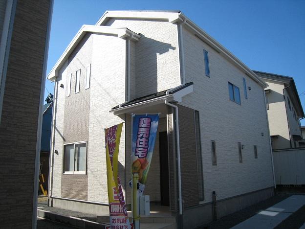 長野市上駒沢 新築戸建4LDK