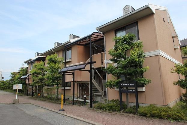 長野市高田北条 アパート2DK