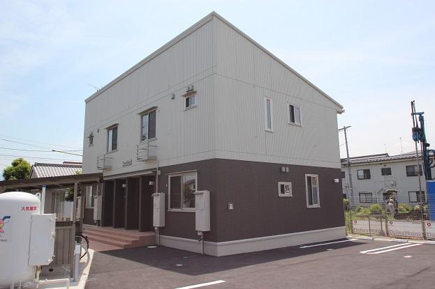 長野市高田字北条 アパート1LDK