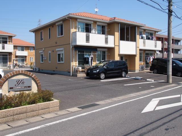 太田市飯塚町 コーポ・ハイツ