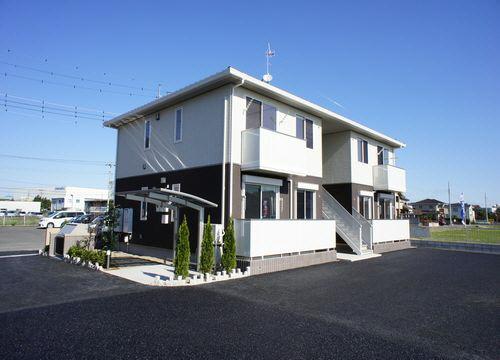太田市西新町 コーポ・ハイツ