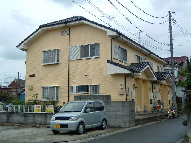 三郷市戸ケ崎 テラスハウス3DK