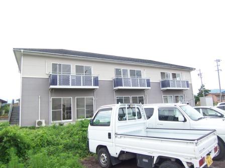 前山43-1 アパート2DK 物件写真
