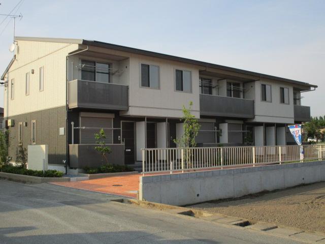 群馬県渋川市中村 アパート