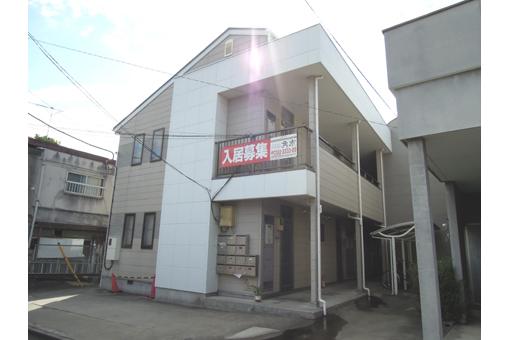 朝日二丁目 アパート1K