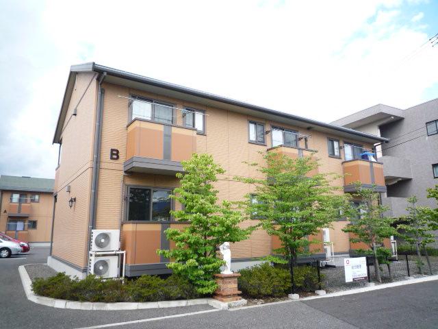 長野県松本市筑摩1-11-38 アパート1ルーム+S