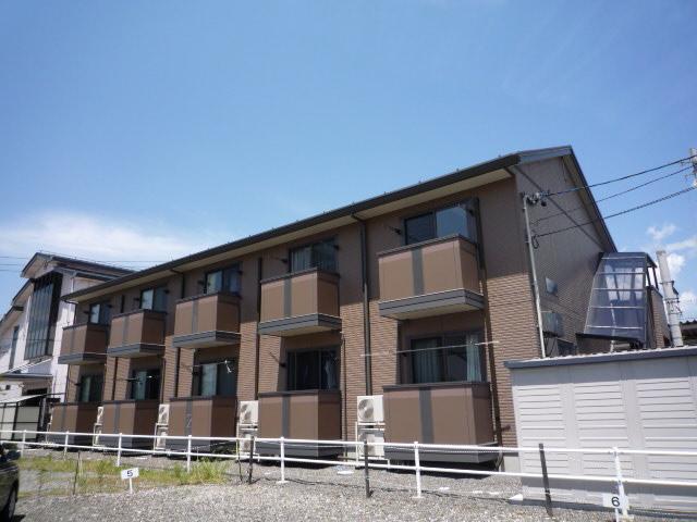 長野県松本市白板1-7-37 アパート1K