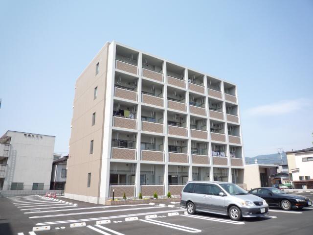 長野県松本市深志2丁目9-19 マンション1K