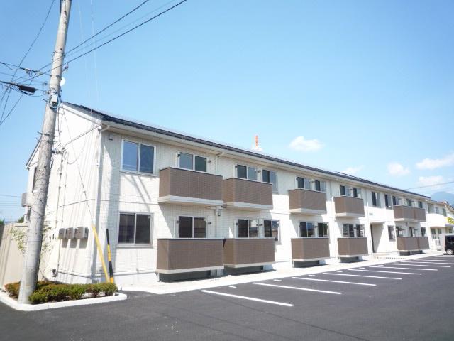 長野県松本市高宮中6-24 アパート1LDK