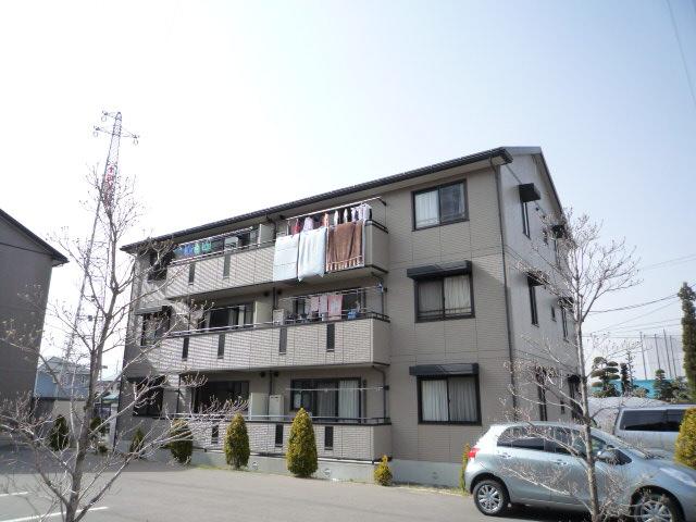 長野県松本市並柳3-4-11 アパート3LDK