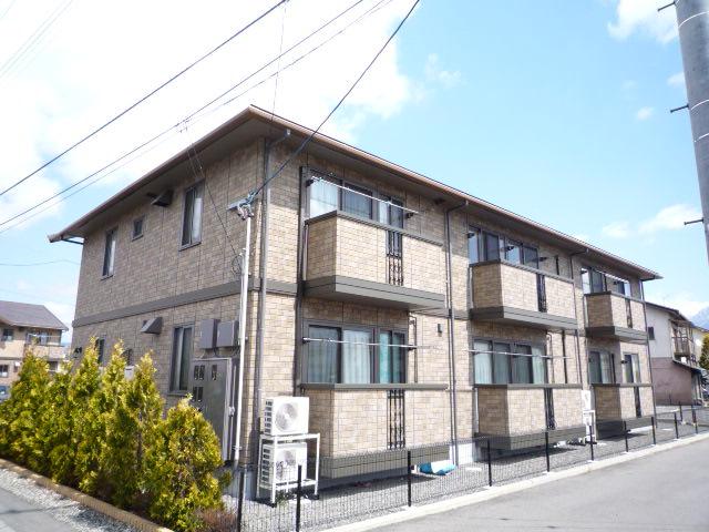 長野県松本市井川城 アパート2LDK