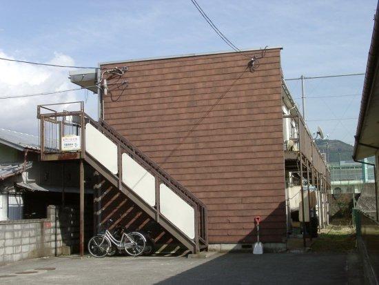 山梨県富士吉田市上吉田1-4-5 アパート2DK