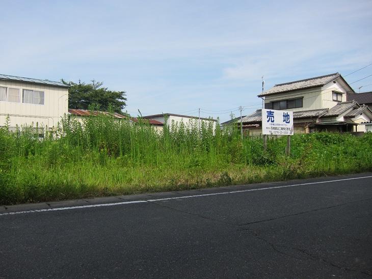 太田市新野町 分譲地