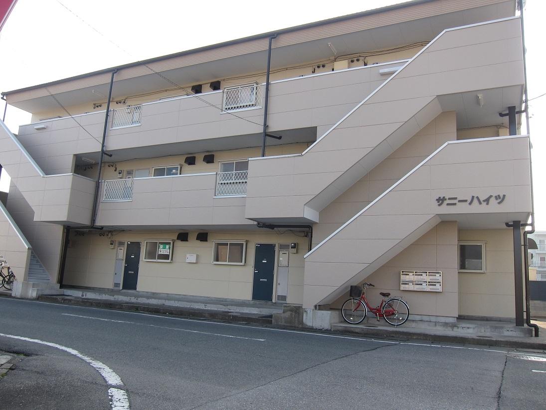 太田市新井町532−6 アパート2DK