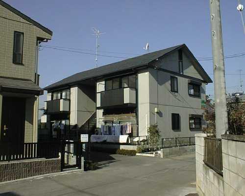 太田市八幡町18−13 アパート3DK