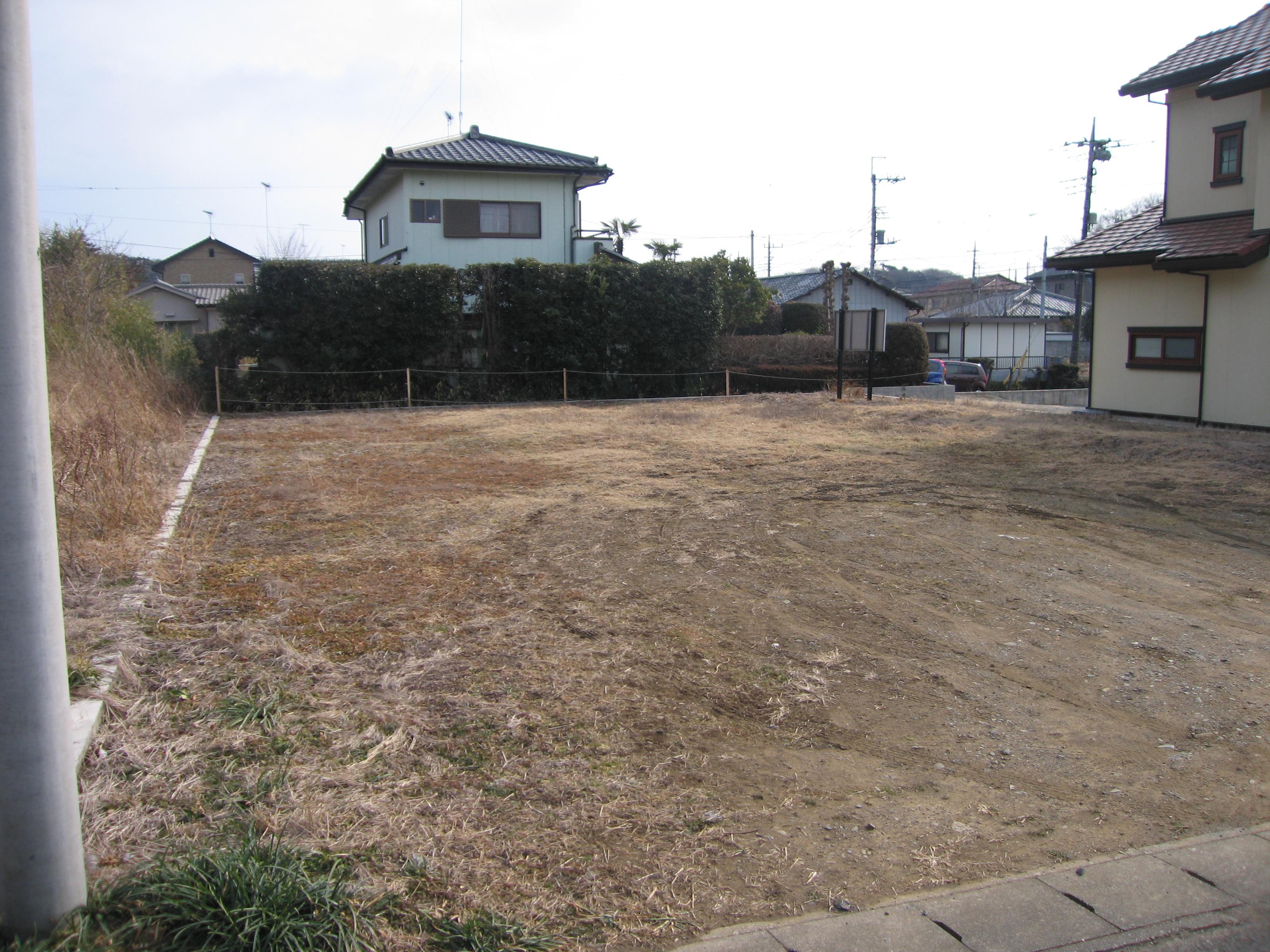 太田市金山町 売土地