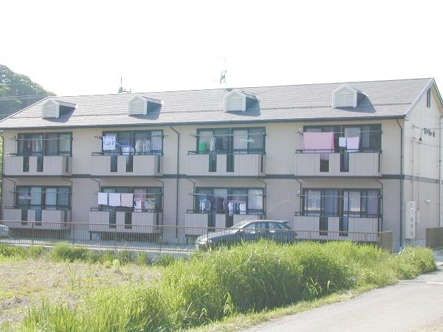 佐久市前山304-25 アパート2DK