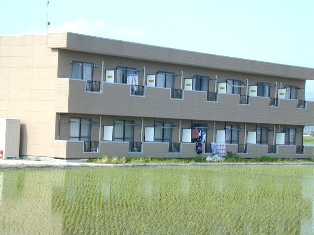 佐久市臼田989-3 アパート1K