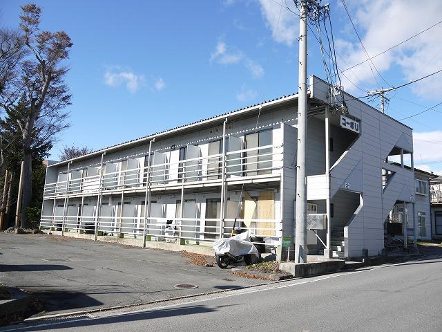 新着賃貸8:長野県岡谷市加茂町3丁目の新着賃貸物件