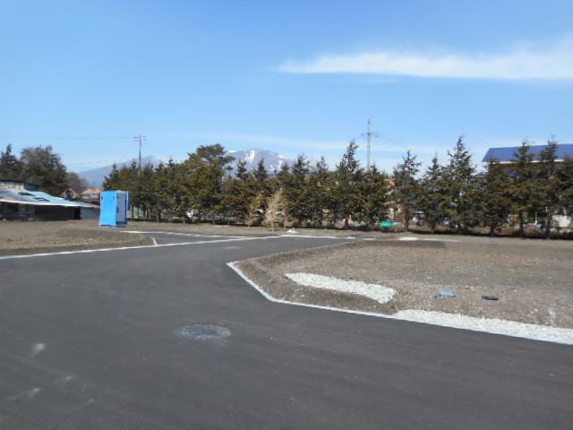 中軽井沢駅南口徒歩圏 売土地