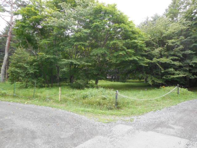 南平台別荘地 売土地