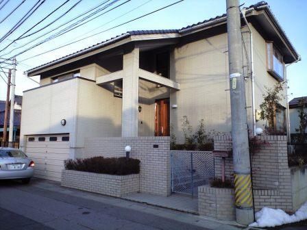 上田市中之条 中古住宅