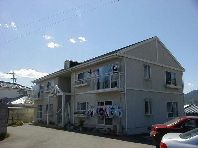 長野県上田市上野349番地6 アパート3DK 物件写真