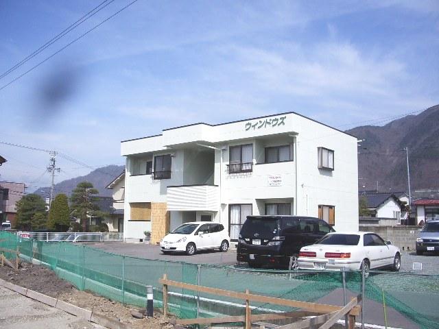 長野県上田市中央西2丁目10番21号 アパート2DK 物件写真