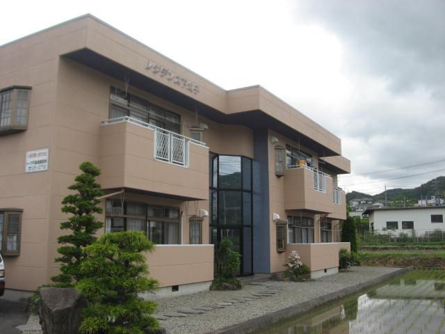長野県上田市下丸子322番地1 アパート2LDK 物件写真