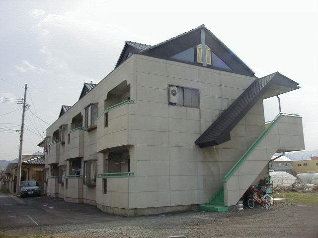 長野県上田市中之条762番地5 アパート3K 物件写真