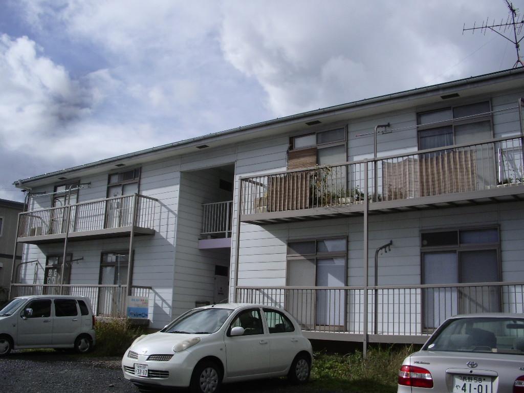 長野県上田市上田82番地3 アパート3K 物件写真