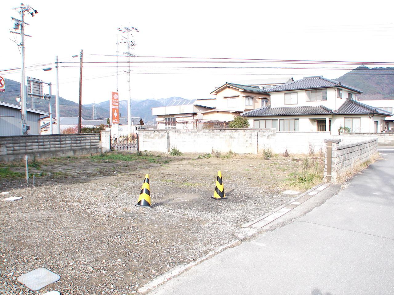 上田市左岸 売土地