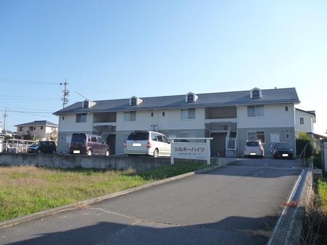 上田市上野 アパート3DK 物件写真